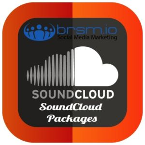 SoundCloud Packages with BRSM.IO
