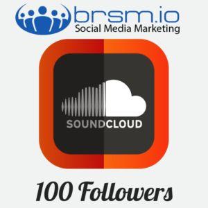 100 soundcloud followers