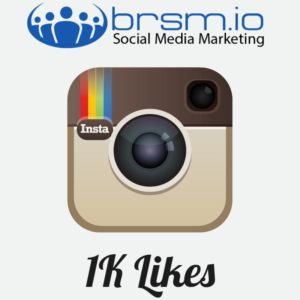 USA Instagram likes with BRSM