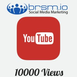 10000 targeted youtube views
