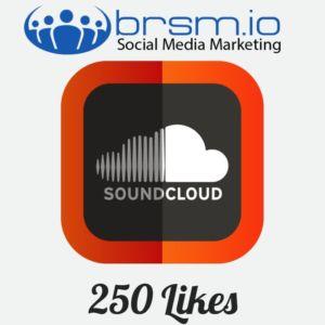 250 soundcloud likes