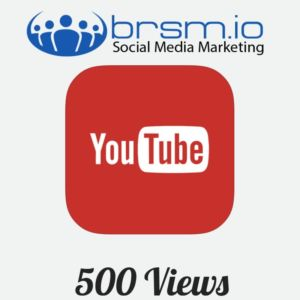 500 youtube targeted views