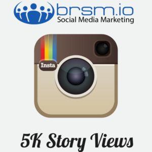 5000 instagram story views