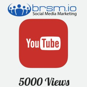 5000 targeted youtube views