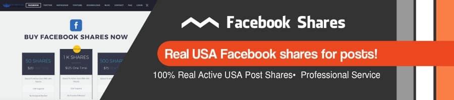 BRSM Facebook Shares