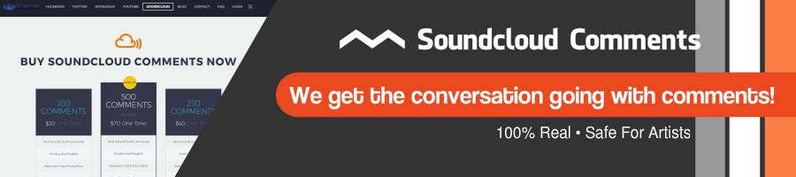 Get SoundCloud comments