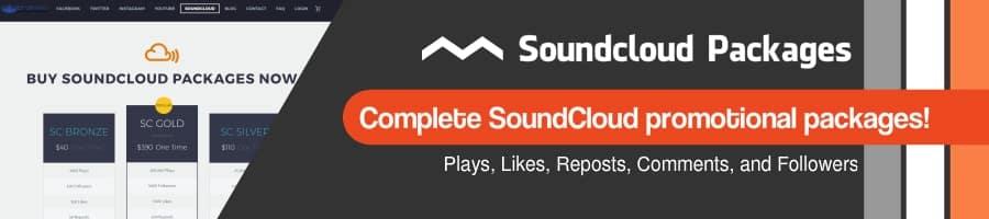 SoundCloud Packages