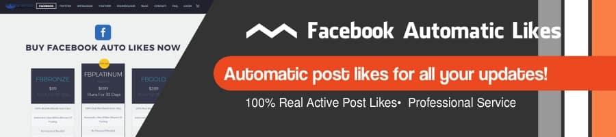 BRSM Facebook auto likes