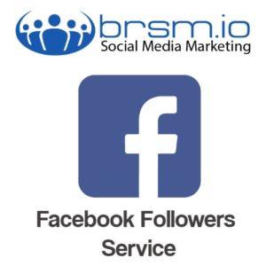 Get Facebook followers