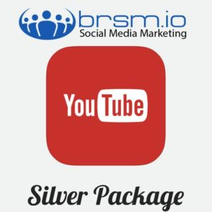 silver youtube package