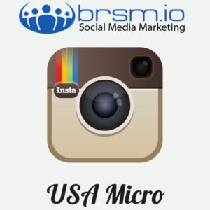 usa micro Instagram package