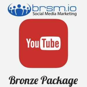 youtube bronze package